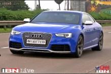 Overdrive: Review of Audi RS5