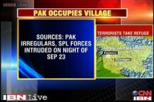J&K: Pakistani troops occupy Indian village along the LoC, say sources