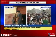 Bihar: 8 blasts near Modi's Hunkar rally in Patna, 5 dead, 80 injured