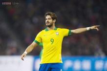Tottenham, Arsenal set to bid for Brazilian striker Alexandre Pato