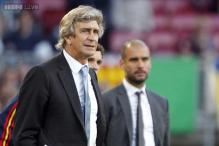 Pellegrini's Guardiola jinx stands tall as Man City take on Bayern