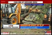 Cyclone Phailin: NDRF, highway authorities carry rescue operation in Srikakulam