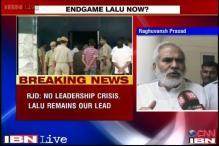 No leadership crisis in RJD: Raghuvansh Prasad on Lalu's jail term