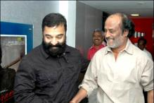 We've slowed down: Kamal Haasan on competition with Rajinikanth