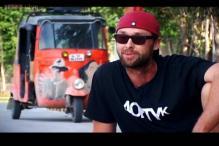 3 Australians on 3,500 km tour for Bangalore's underprivileged kids