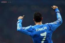 FIFA clears Ronaldo over yellow card