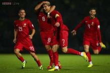 Portugal face Sweden in World Cup playoff