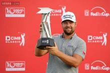 Ryan Moore claims CIMB Classic golf