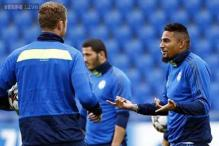 Schalke rely on Boateng and youth against Chelsea