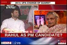 Would like to see Rahul Gandhi taking a bigger role: Sheila Dikshit