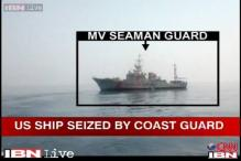 FIR registered against US merchant ship MV Seaman under Arms Act