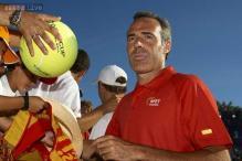 Spain opt against renewing Corretja's Davis Cup contract