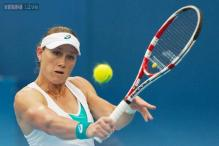 Samantha Stosur, Svetlana Kuznertsova advance at Kremlin Cup