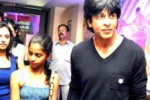 Shah Rukh Khan enjoys 'Kal Ho Naa Ho' with daughter Suhana, gets emotional
