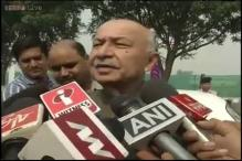 Had given inputs about Patna rally to Bihar government, says Shinde