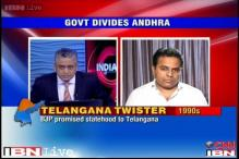Telangana: Is a divided Andhra in the interest of the nation?