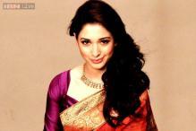 Tamil actress Tamannah Bhatia cashing in on her desi image?