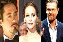 Robert Downey Jr, Leonardo DiCaprio, Jennifer Lawrence: Meet Hollywood's most valuable stars