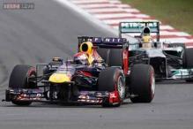 Hamilton feels for the fans as Vettel wins again