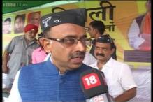 Delhi: Hit by Vijay Goel's rebellion, BJP defers naming CM candidate