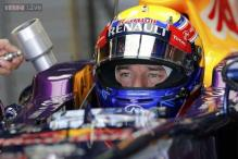 Webber takes pole for Japanese GP, Vettel second