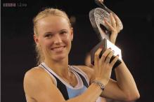 Caroline Wozniacki wins Luxembourg Open