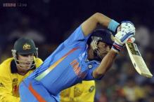 Run feast, rain on menu in India-Australia T20