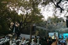 AAP takes to music to strike a chord with voters at 'Jeet Ki Goonj'