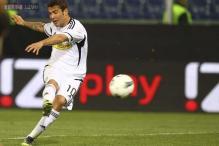 Juventus, Livorno appeal for Mutu damages case