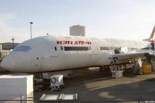 Air India Dreamliner makes an emergency landing in Delhi