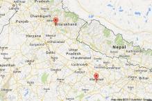 Allahabad-bound Haridwar Express derails, passengers injured