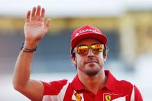 Alonso cleared after precautionary checks