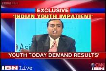 Youngsters who will drive India forward losing patience: Mukesh Ambani
