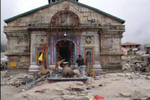 ASI stops restoration work of Kedarnath temple due to snowfall