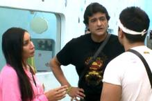 Bigg Boss 7: Armaan calls Ajaz a criminal, wants to stay away from Sofia