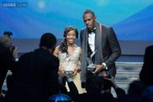 Usain Bolt and Fraser-Pryce win 2013 World Athlete awards