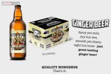 Australian brewery juxtaposes Ganesha's face, Lakshmi's body on beer bottle