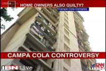Were Campa Cola society residents in the know about the illegality?