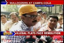 Residents of Campa Cola society fight for their home