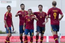 Spain beat Equatorial Guinea 2-1 in friendly