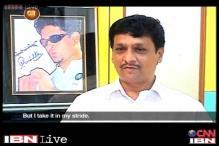 CJ Raju tells us why he is the biggest sachin fan