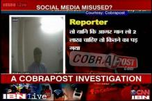 Cobrapost: Political parties abuse social media platforms