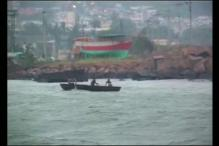 Two killed in rain-related incidents as cyclone Helen hits Andhra coast