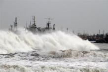 Cyclone Lehar approaches Andhra coast