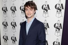 I hope I die on a film set: Daniel Radcliffe