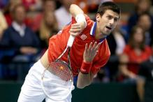Djokovic out of Davis Cup final doubles