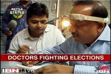 Delhi polls: Meet the doctor-turned-politicians of Congress, BJP, AAP
