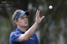 Birdie blitz carries Luke Donald into Dubai contention