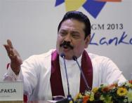 Don't make Commonwealth 'punitive' body, says Rajapaksa