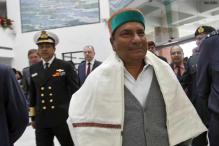 Antony pulls up Navy on INS Sindhurakshak sinking
